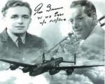 SGT Ron Brown (Flight Engineer) - Genuine Signed Autograph 7741